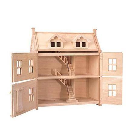 Kids Shop Merci Milo Victorian Wooden Dollhouse