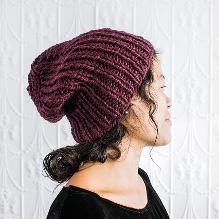Pamela Mayer Simple Hat