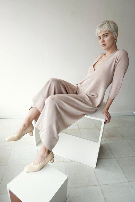 Sartoria Vico Jumpsuit - Dusty Pink