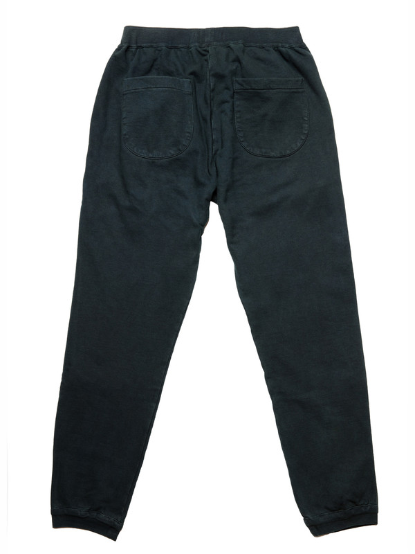 Men's Olderbrother Sweats | Black Indigo