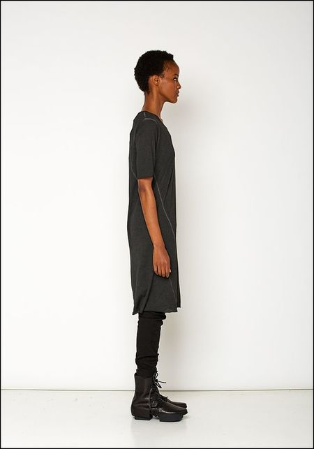 Army of Me Elongated Cotton T-Shirt