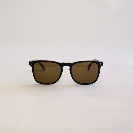 Raen Wiley Sunglasses - Black/Tan