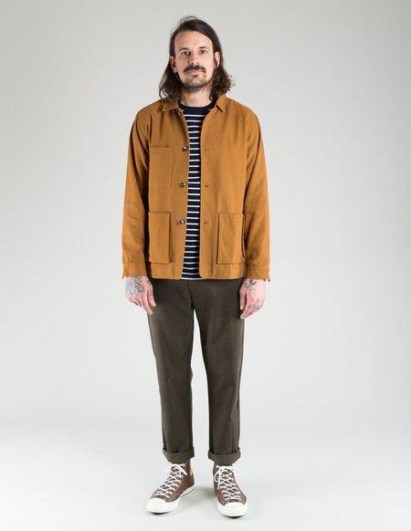 Native North Canvas Jacket - Rust