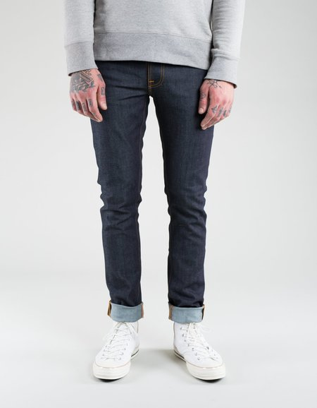 Nudie Lean Dean Jeans - Indigo