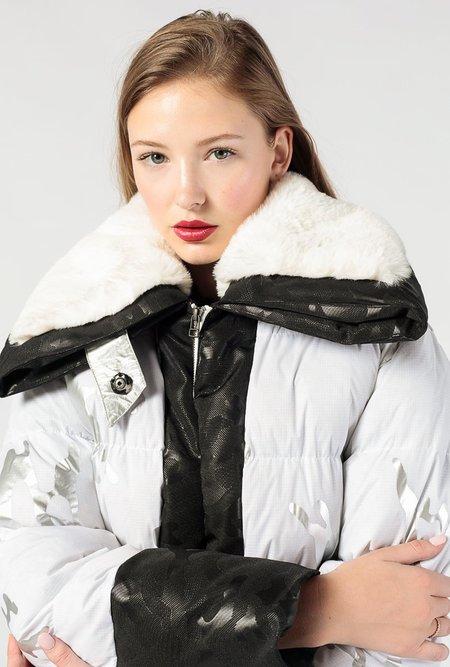 Biannual Puffer Jacket - Camo