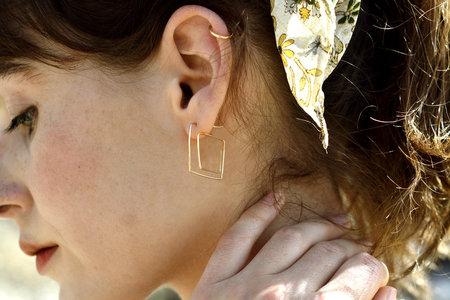 Eyde The Gwenn Earrings