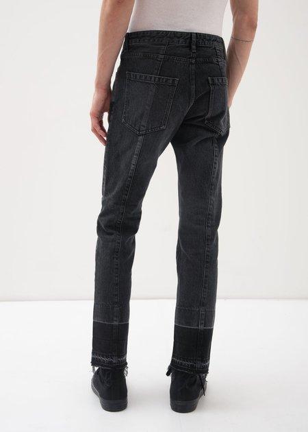 Ambush NOBO Patch Denim Jeans - black
