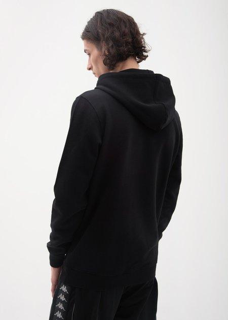 Kappa Kontroll Set In Sleeve Hoodie - Black