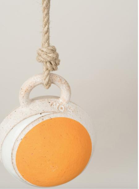 M. Quan Domed Bell - Marigold