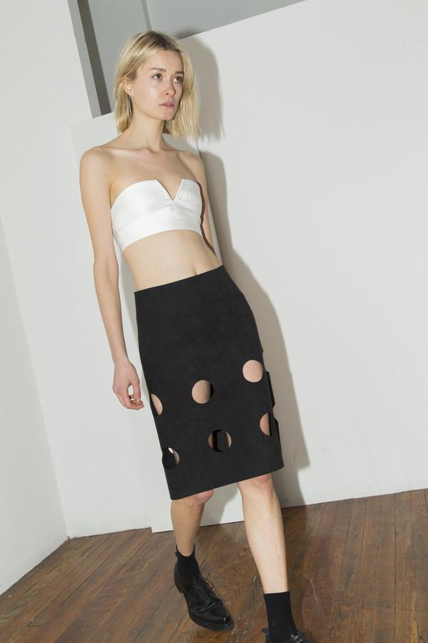 CF. Goldman Black Damien Skirt