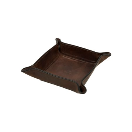 Il Bussetto Change Tray - Brown