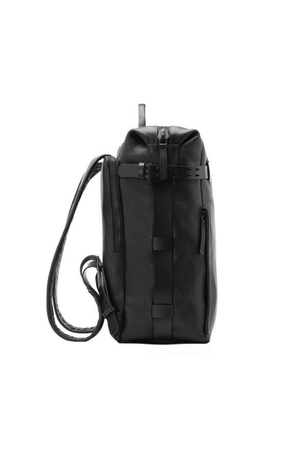 Unisex Troubadour Goods Black Rucksack