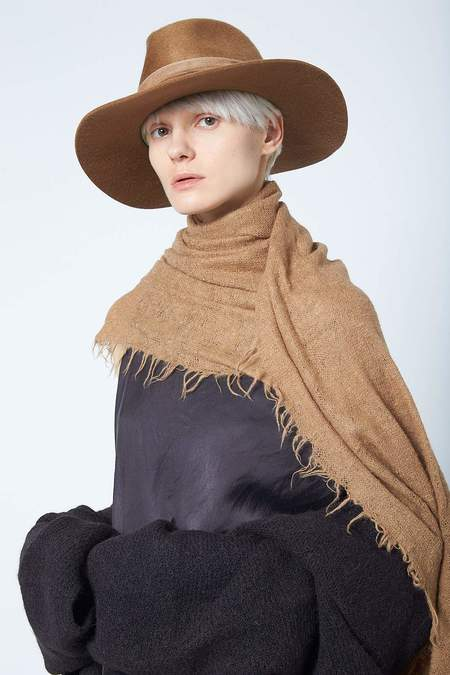 Filu Hats Med Brim Cashmere Hat