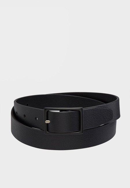 Status Anxiety Assertion Belt - Black