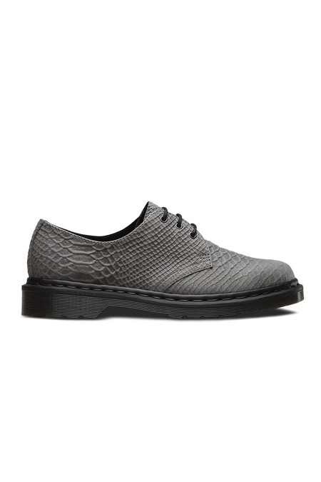 Men's Dr. Martens Grey 1461 Oxford
