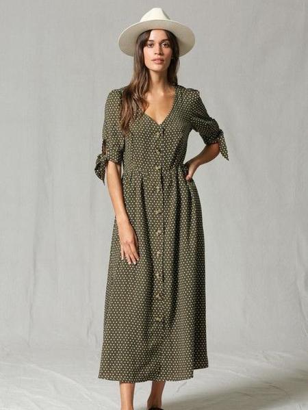 Neeko AnaMaria Dress - Polka Dot