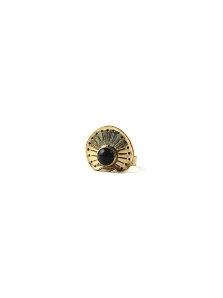 Arcos Marin Ring - Brass