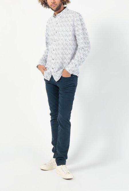 WRK Multi Triangle Reworked Long sleeve Shirt