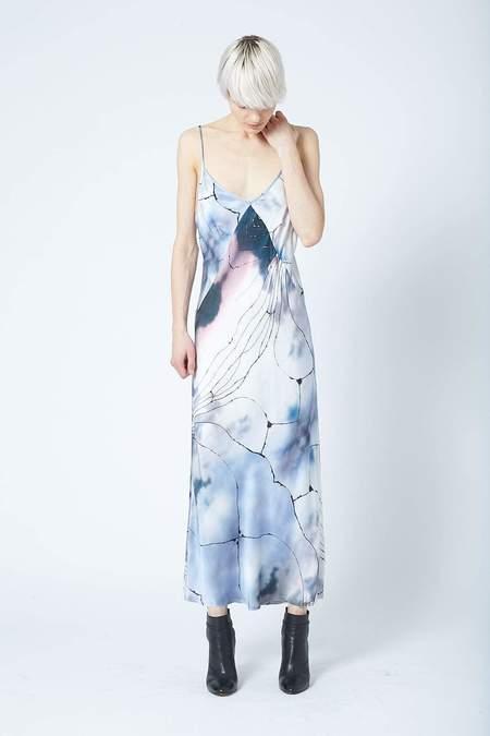 KES Triangle Slip Dress