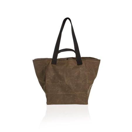 Marie Turnor The Idea Bag Tote Carry-All  - Dark Tan