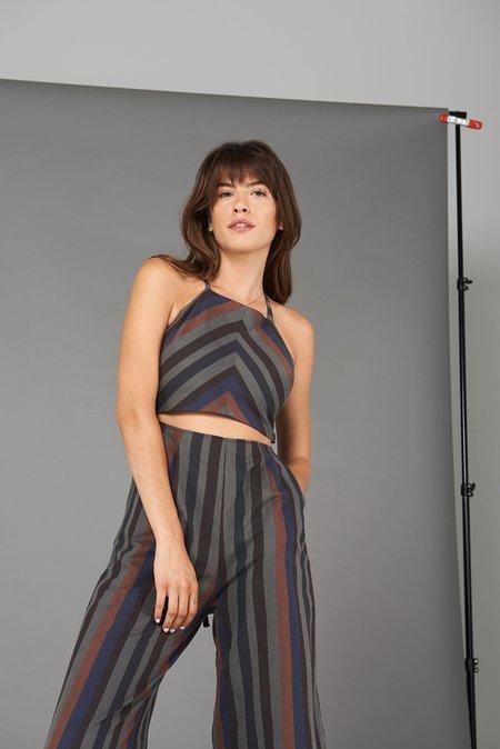 c7d79b8b0674 Whimsy   Row Augustine Jumpsuit - Multi Stripe ...