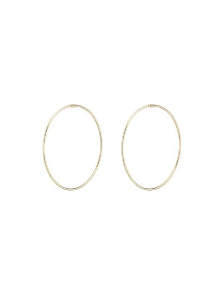 Ariel Gordon Standard Endless Hoops  - Yellow Gold