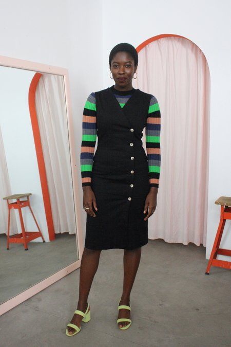 Diarte Berni Sweater - Multicolored Stripes