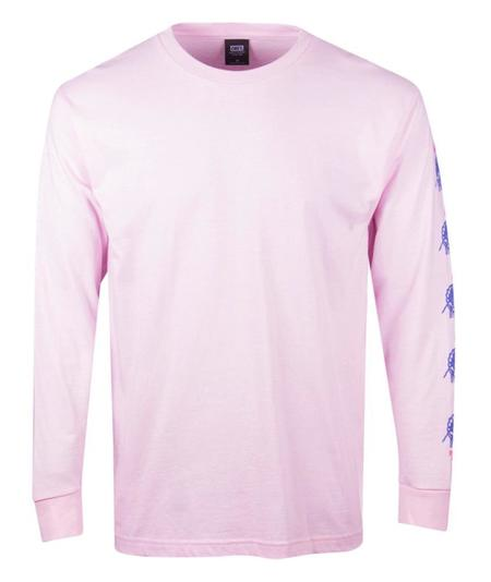 Obey Passion LS Tee - Pink