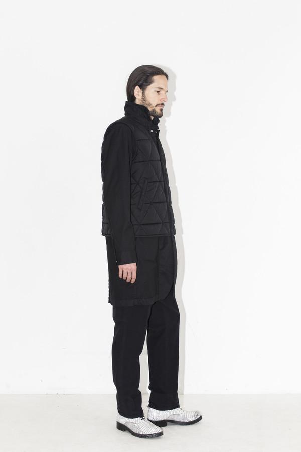 Men's Ones Stroke Shawl Collar Coat
