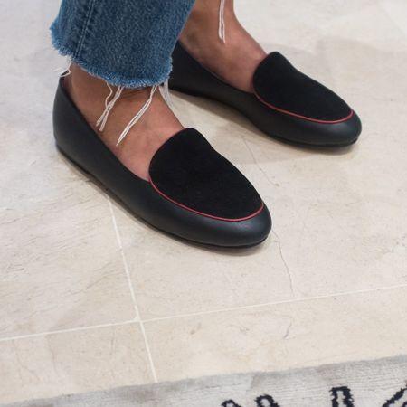 NewbarK Liza Loafers - Black