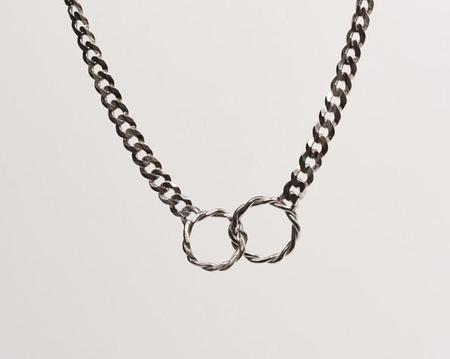 Lacar Century Necklace - Silver
