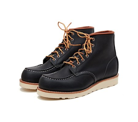 Red Wing Shoes Classic Moc Toe Boot - 8859 Navy Portage