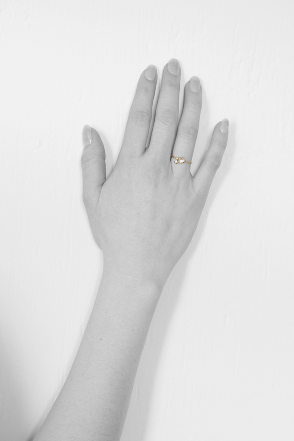 Sara Lasry Round Toy Ring