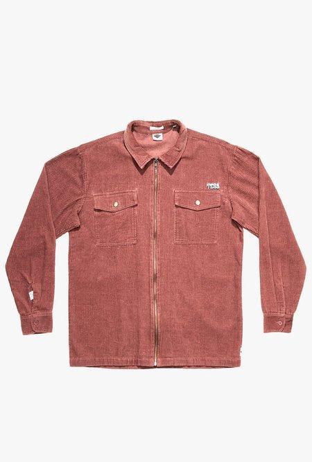 critical slide society Hindsight Long sleeve Shirt - red