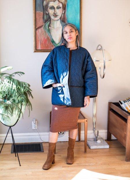 Odeyalo Noren Reversible Kimono (Denim)