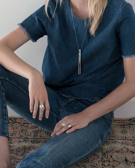 Minoux Jewelry Portal Necklace
