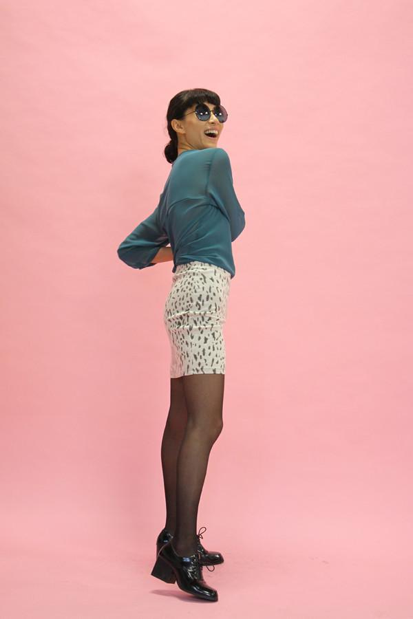 Eve Gravel Mont-Royal Skirt | Leo