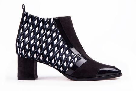 Jessica Bédard Shoes Jazz Boots - Dark Grey