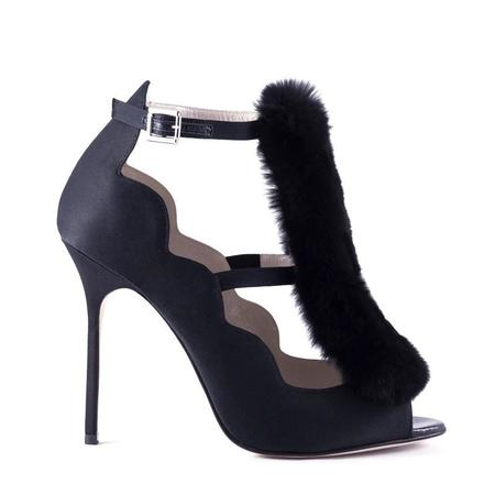 Jessica Bédard Sara Shoes - Black
