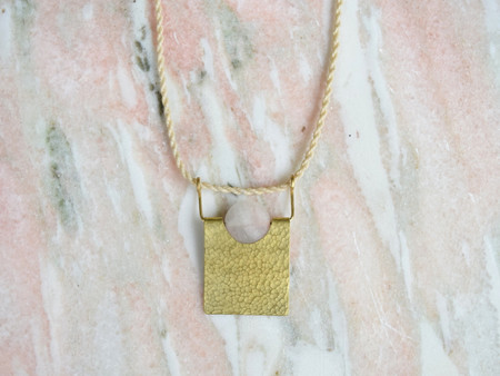 Is Was + Will Be: Moonrise Necklace