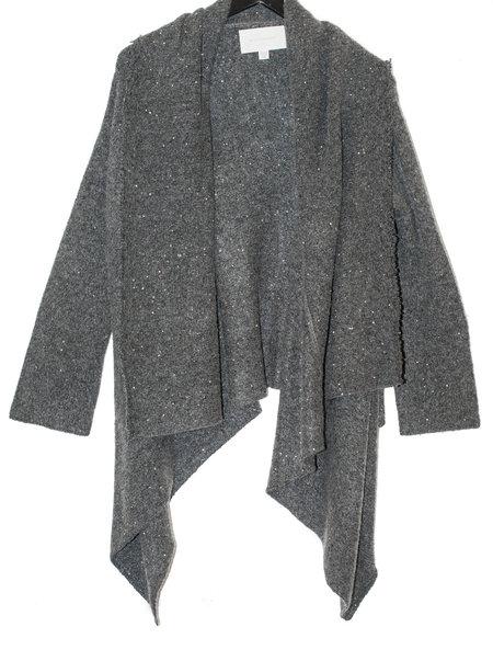 Brochu Walker Malka Sweater Coat - Greystone
