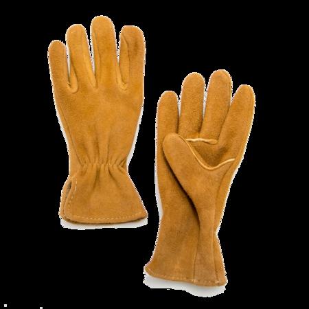 Unisex Geier Glove Elkskin Chore Glove - Tan