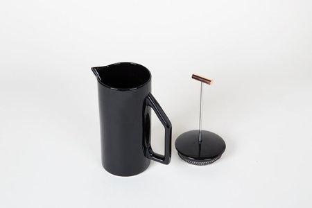 Yield Ceramic French Press - BLACK
