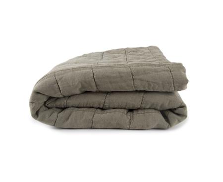 Hawkins New York Simple Linen Quilt