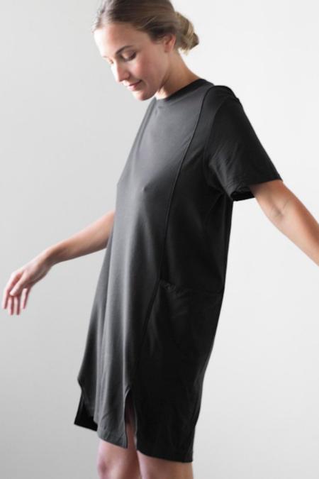 Lunya Cool Paneled Short Dress