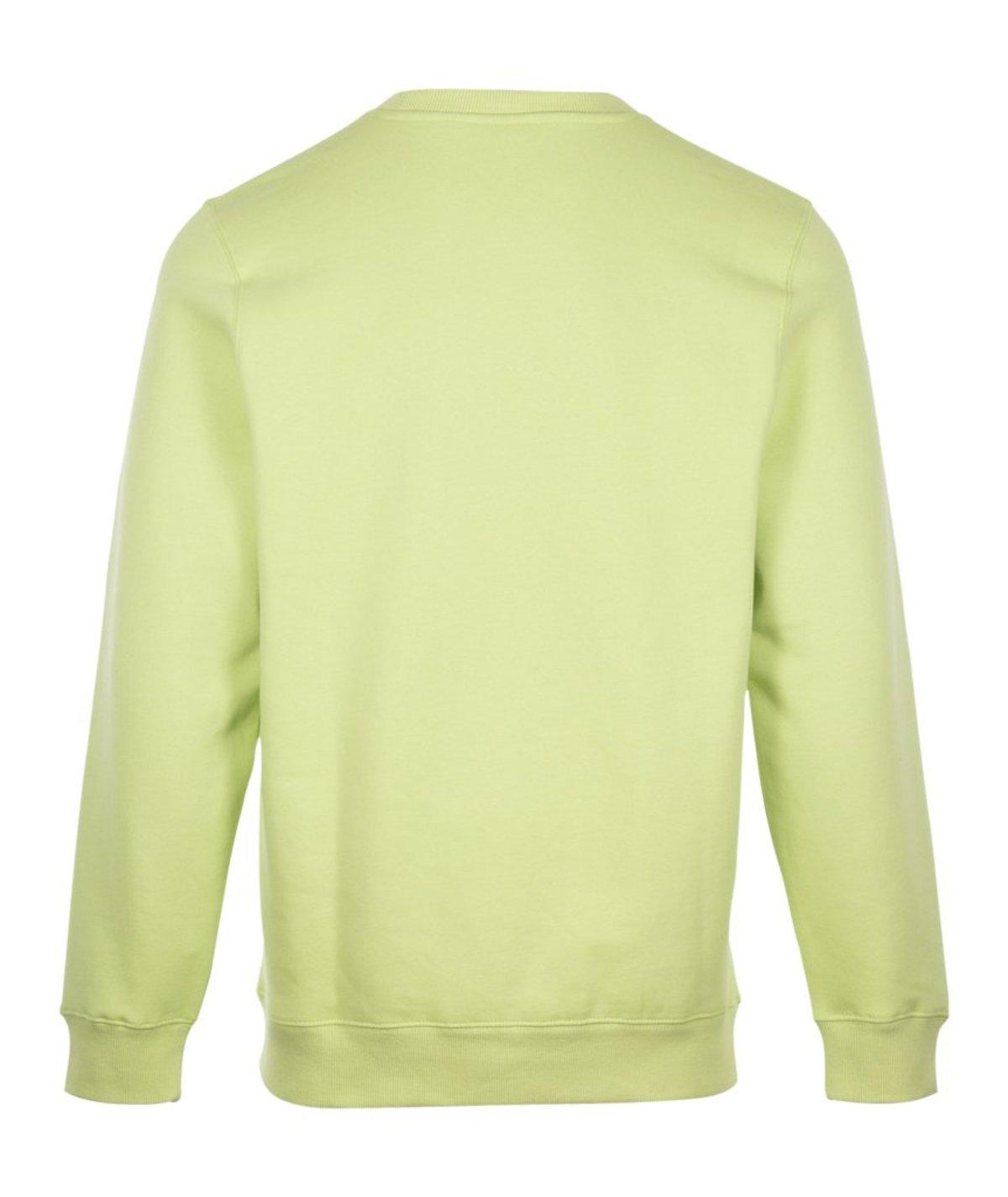 ad98b6959f Stussy Weld Applique Crew Sweatshirt - Green