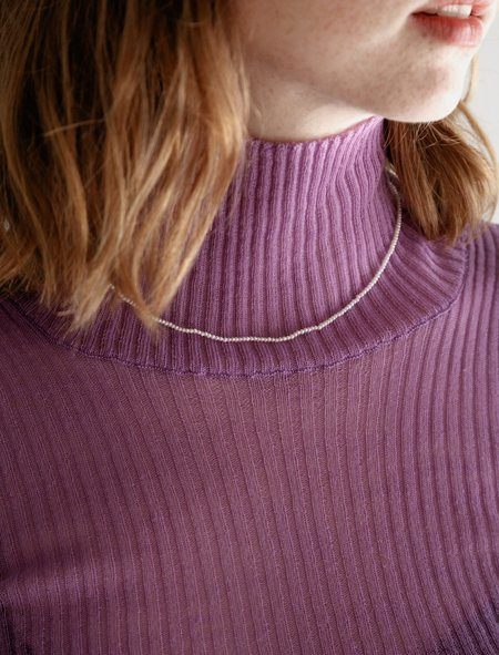 Saskia Diez Fine Pearl Necklace