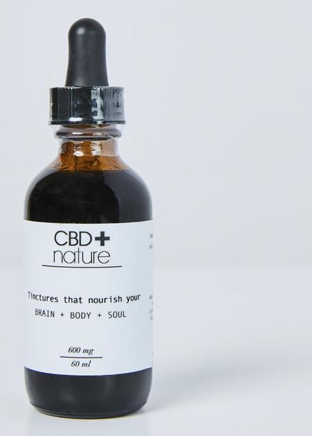 CBD+nature Nourishing Tincture Oil