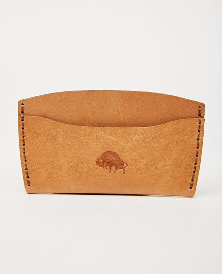 EZRA ARTHUR NO. 3 WALLET - WHISKEY