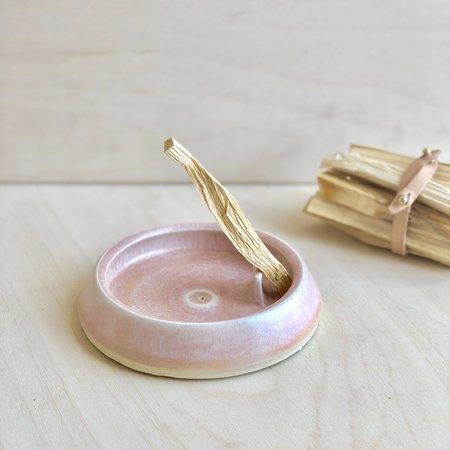 Denise Lopez Palo Santo and Incense Burner - Pink